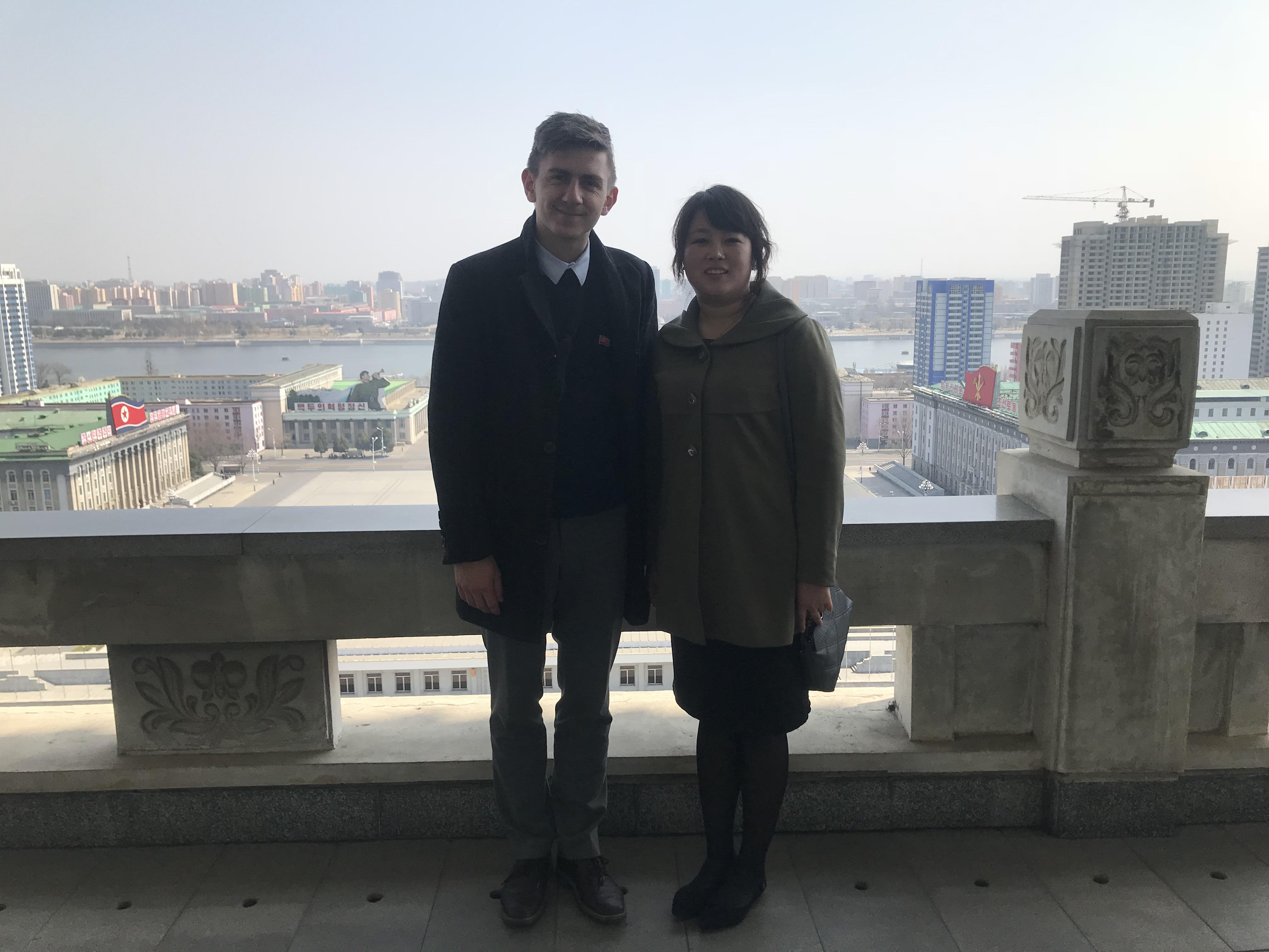Rejse til Nordkorea