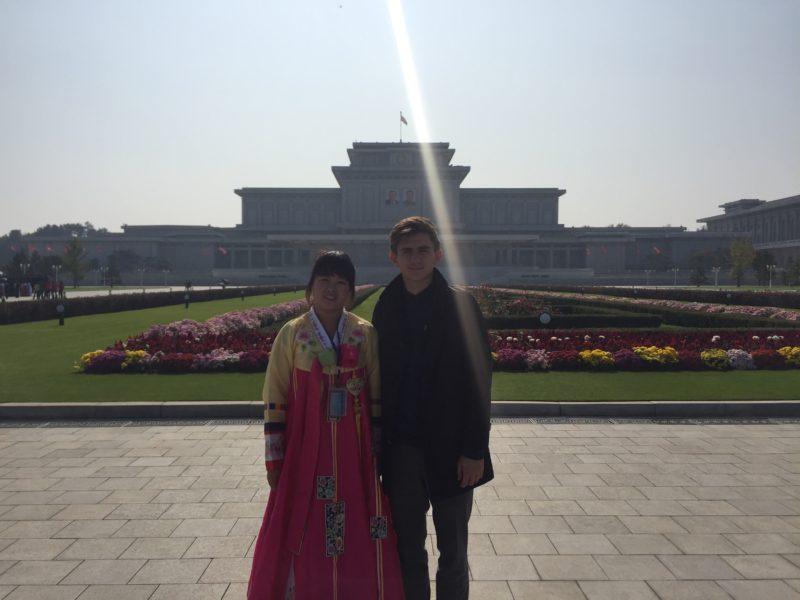 Rejse til Nordkorea Kumsusan Palace of then Sun