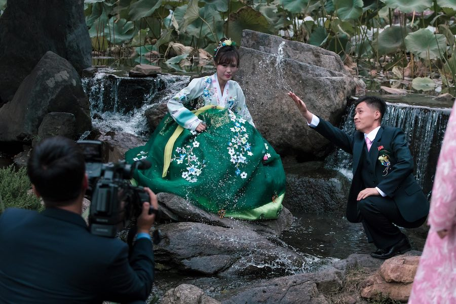 Kærlighed i Nordkorea