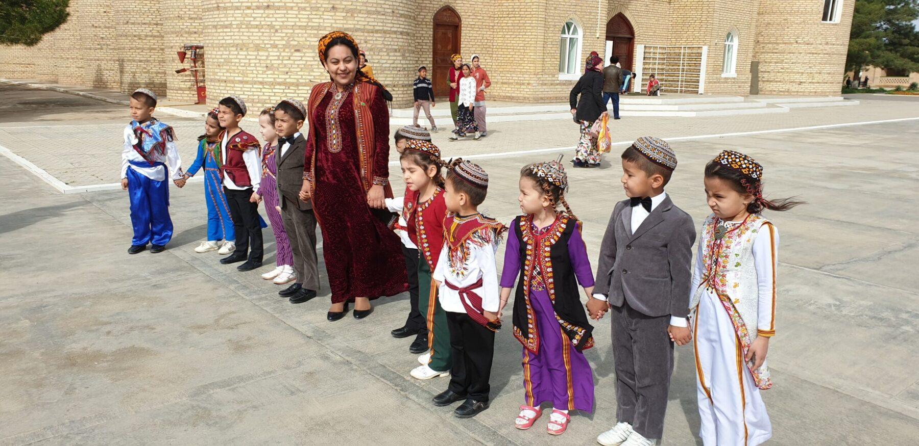"""Turkmenistan stadig blandt få """"corona-frie"""" lande"""