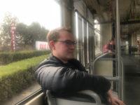 northkorean tram