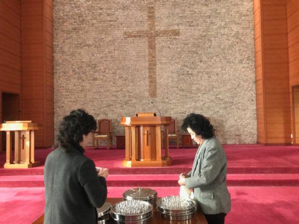 Kirke i Nordkorea