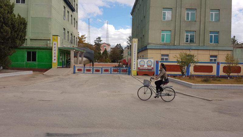 cykle i Nordkorea