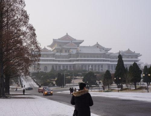 Jul i Nordkorea