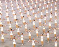 Mass Games Nordkorea Pyongyang