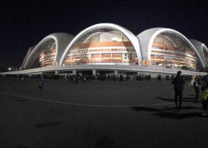 Rungrado May Day Stadium Nordkorea