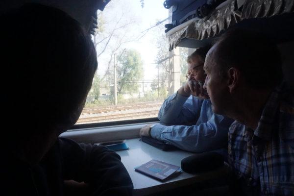 Toget i Nordkorea