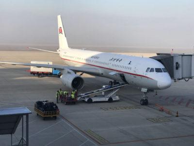 Fly til Nordkorea