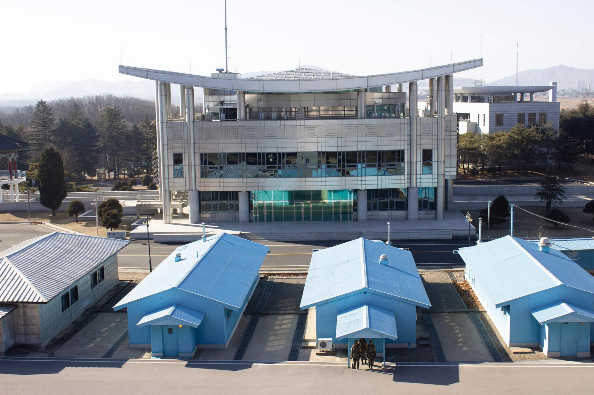 DMZ Nordkorea Kaesong