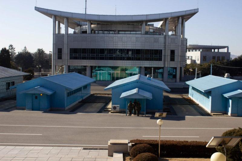 DMZ Kaesong Nordkorea