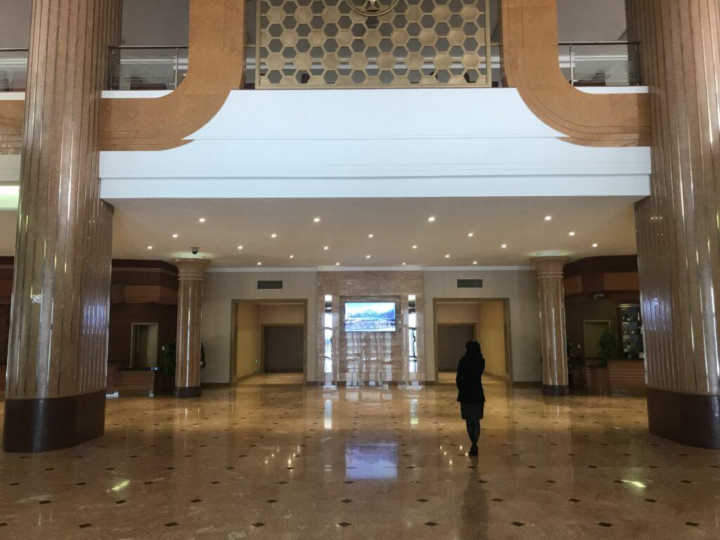 Sosan Hotel i Nordkorea