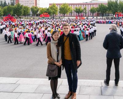 Mass Dance I Nordkorea