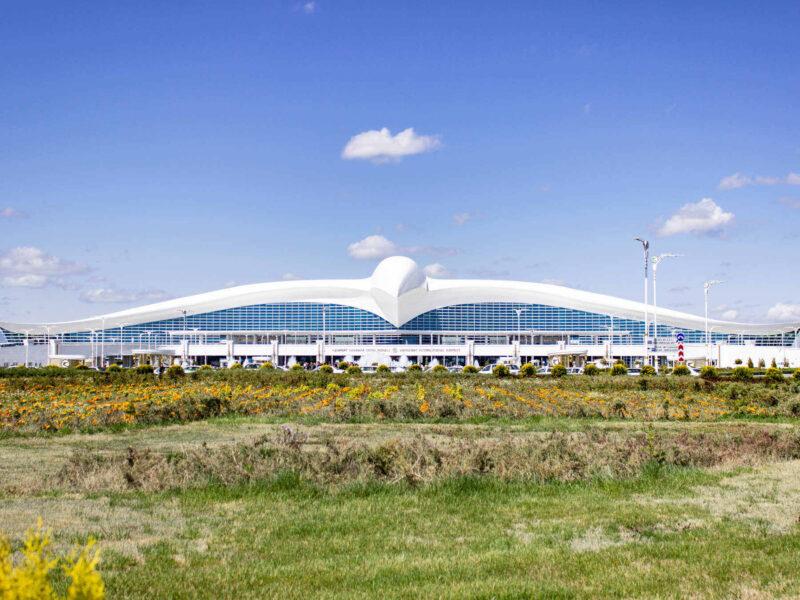 Ashjkabat Lufthavn