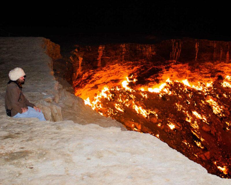 Darvaza Porten til helvede