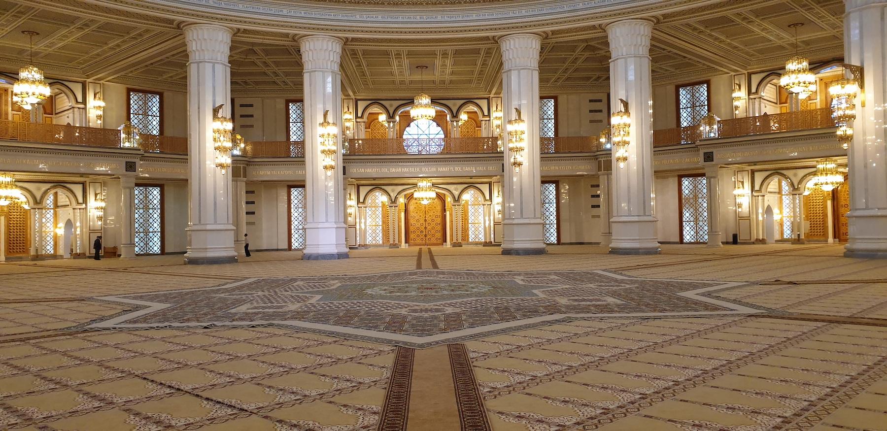 Turkmenbashi Ruhy Moskeen