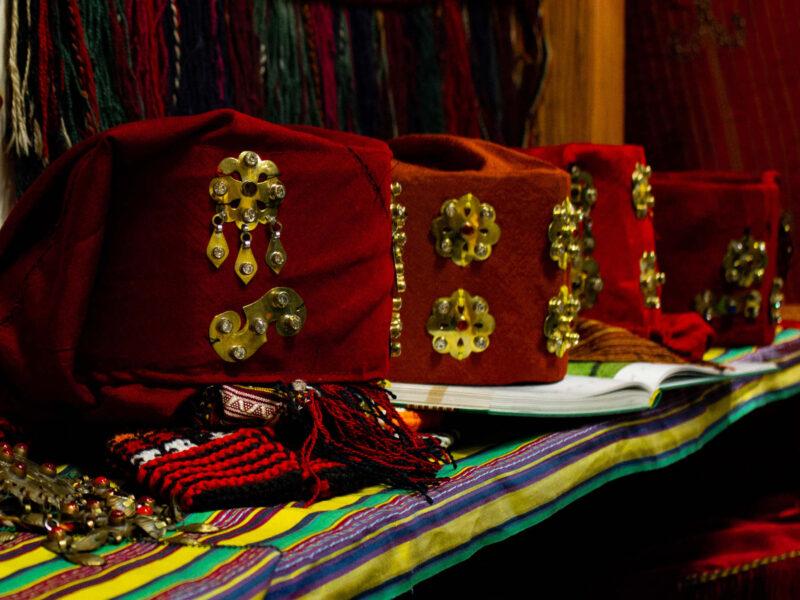 Turkmenske hatte