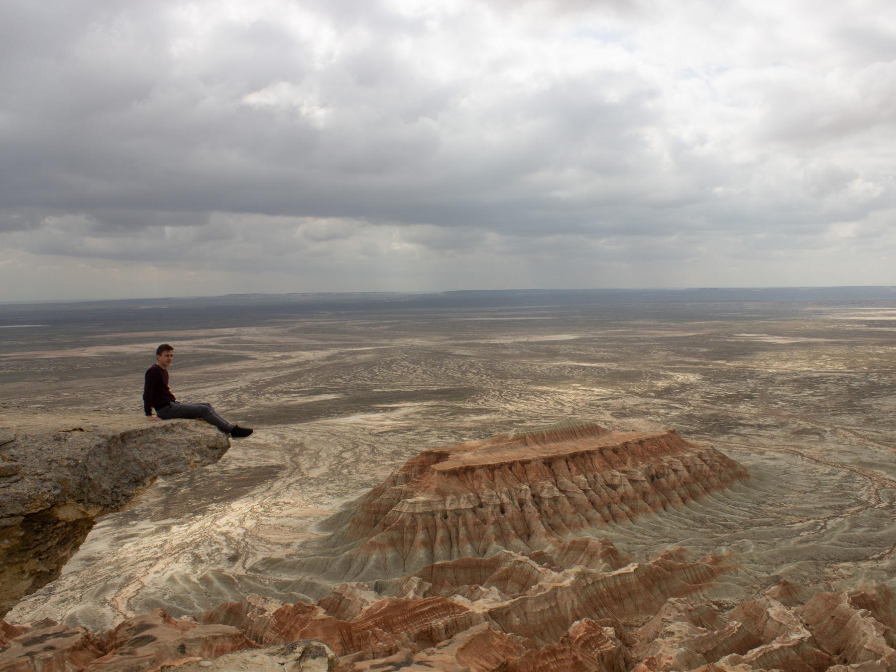 Efterårsrejse i Karakum Ørkenen