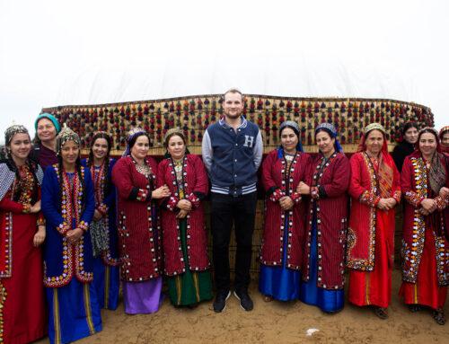 De gode nyheder i Turkmenistan