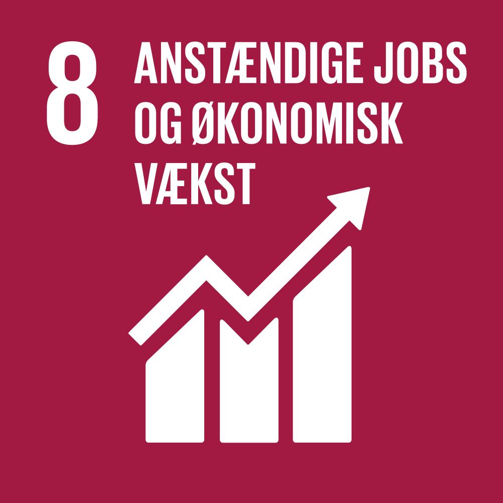 Mål 8 anstændige jobs og økomoniske vækst rejsebureau