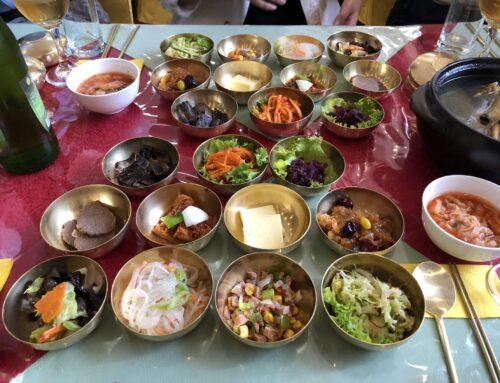 Nordkoreansk mad