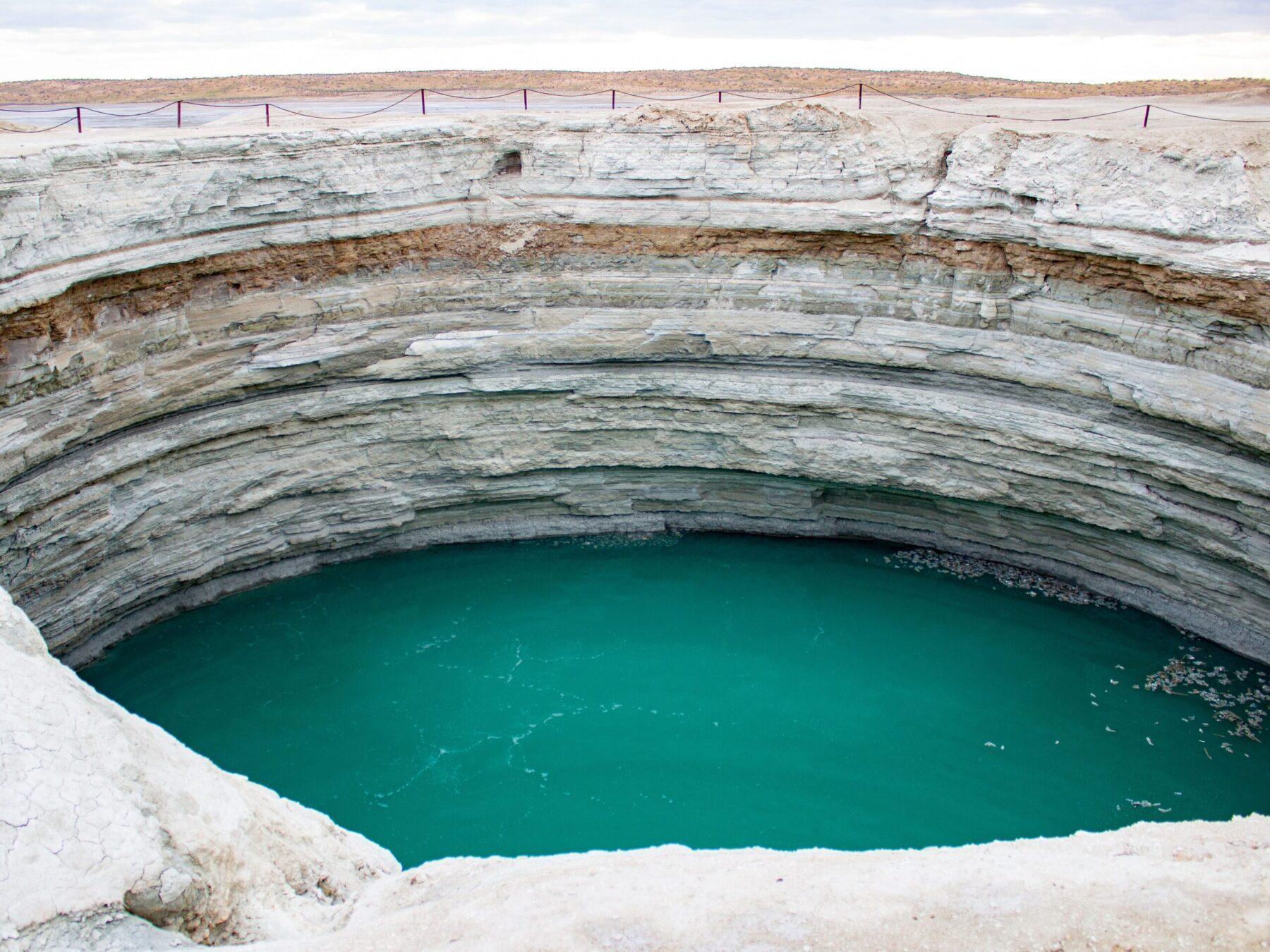 Karakum Ørken