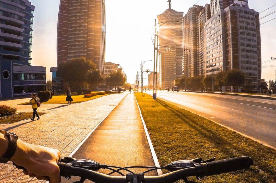 Podcast: Cykling i Nordkorea