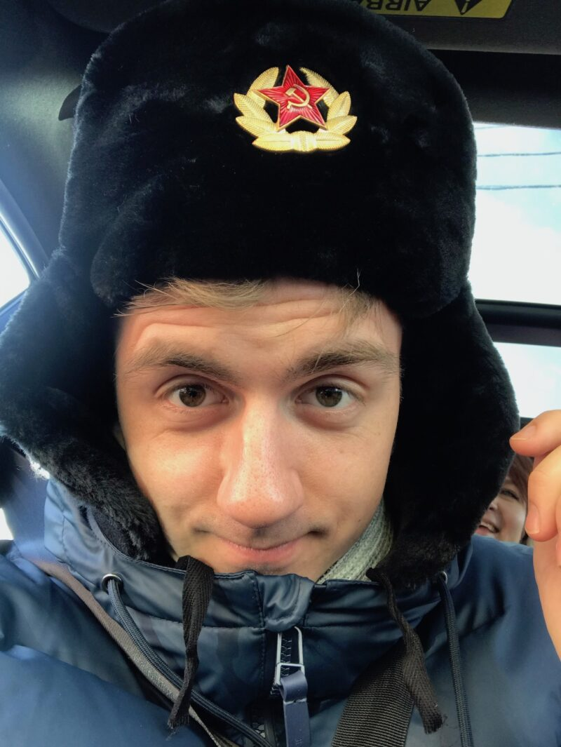 Russisk hat