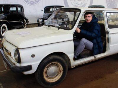 Lada bil Rusland rejse