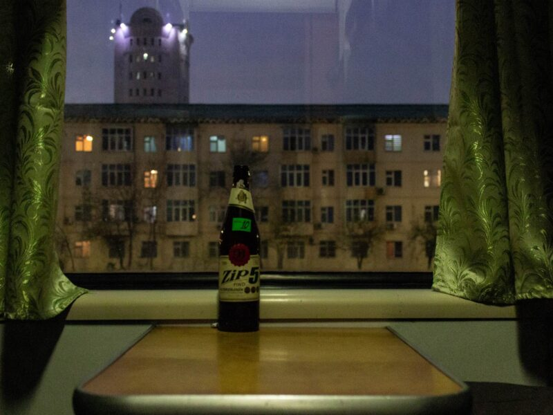 Mikkeller og Øl i Turkmenistan