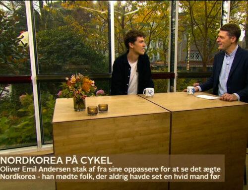 BehindHandlebars i Go'morgen Danmark