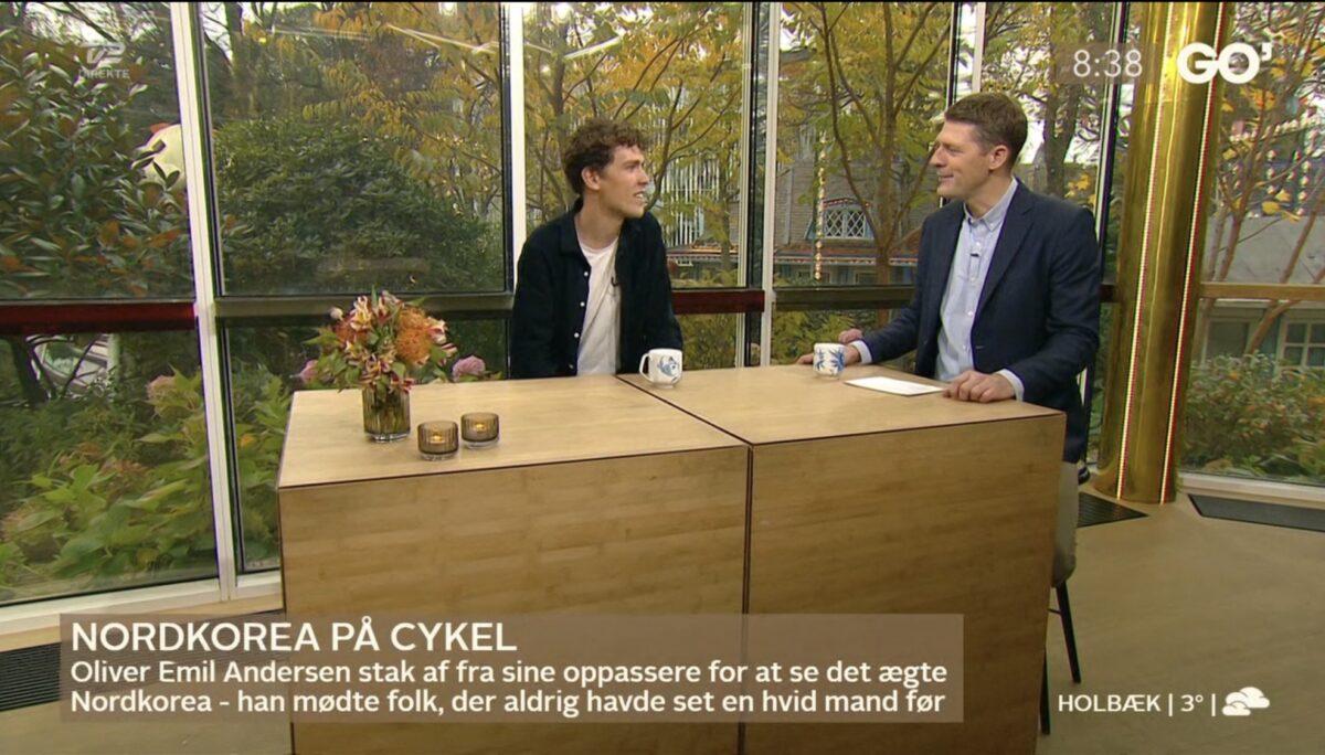 Oliver I Go morgen Danmark