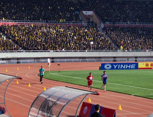 Aflysning af Pyongyang Marathon 2020
