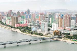 Pyongyang Hovedstad i Nordkorea