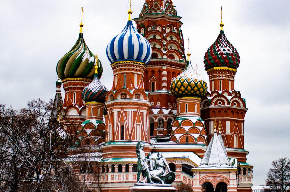 E-visum til Rusland fra 2021