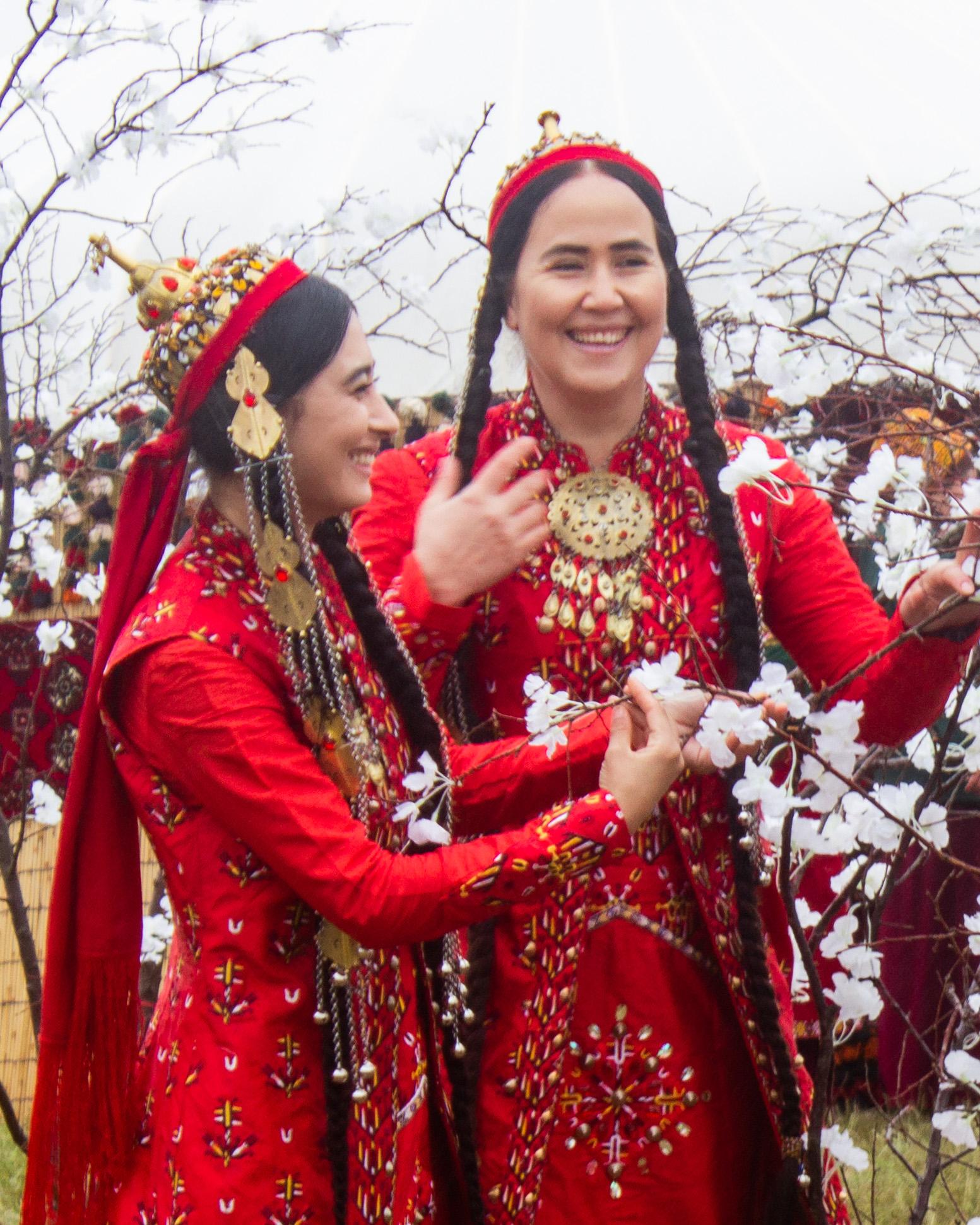 Newroz turkmenistan