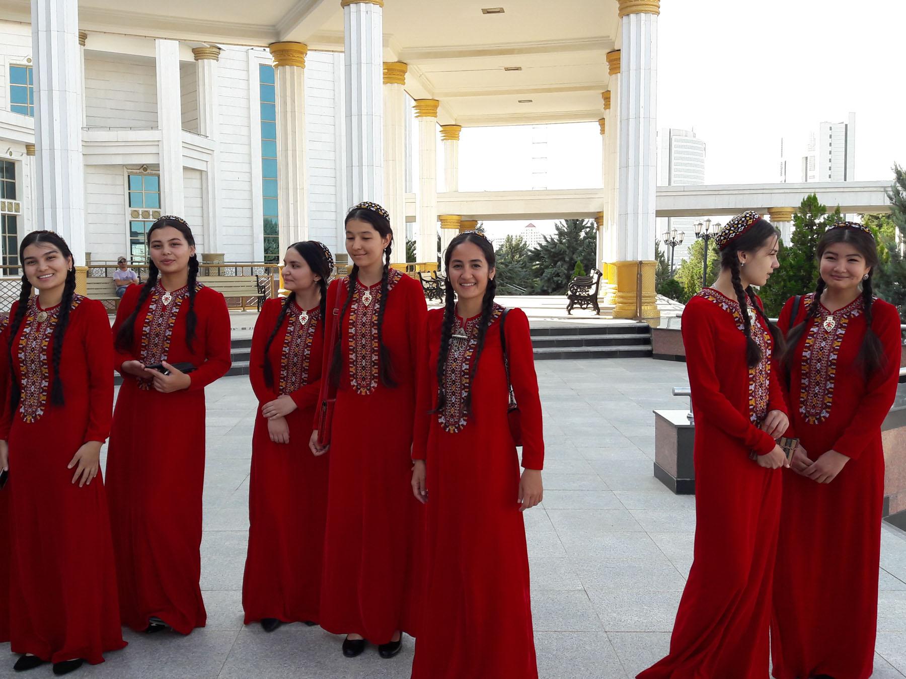Helligdage i Turkmenistan