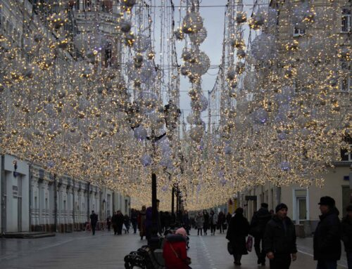 Helligdage i Rusland
