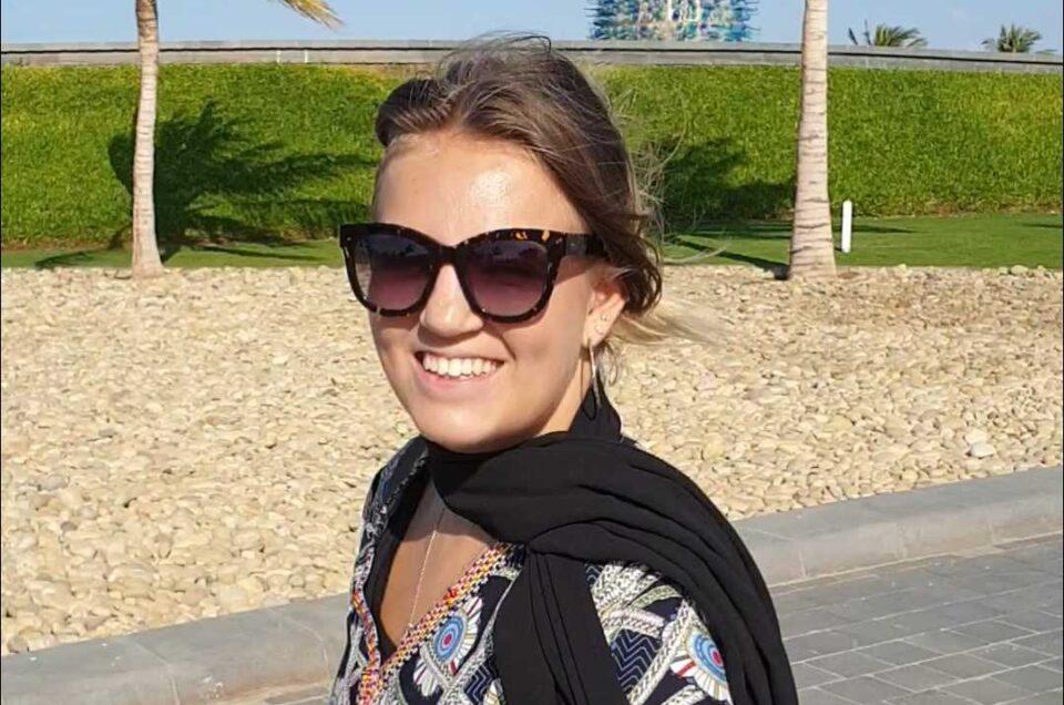 Podcast: Kvinde i Saudi Arabien