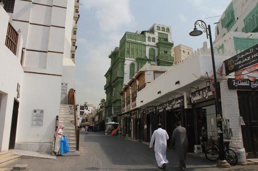 Jeddah's historiske centrum