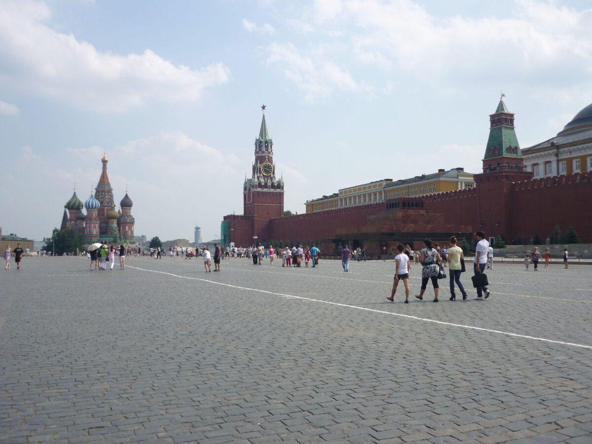 Efterårsrejse til Rusland