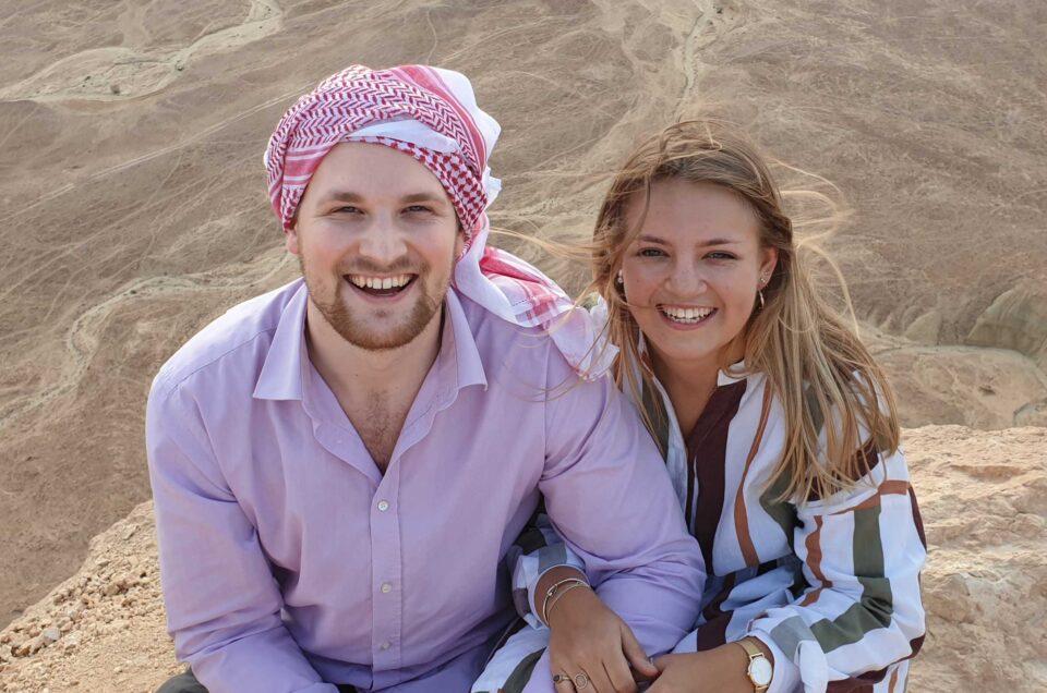 Podcast: De første indtryk af Saudi Arabien