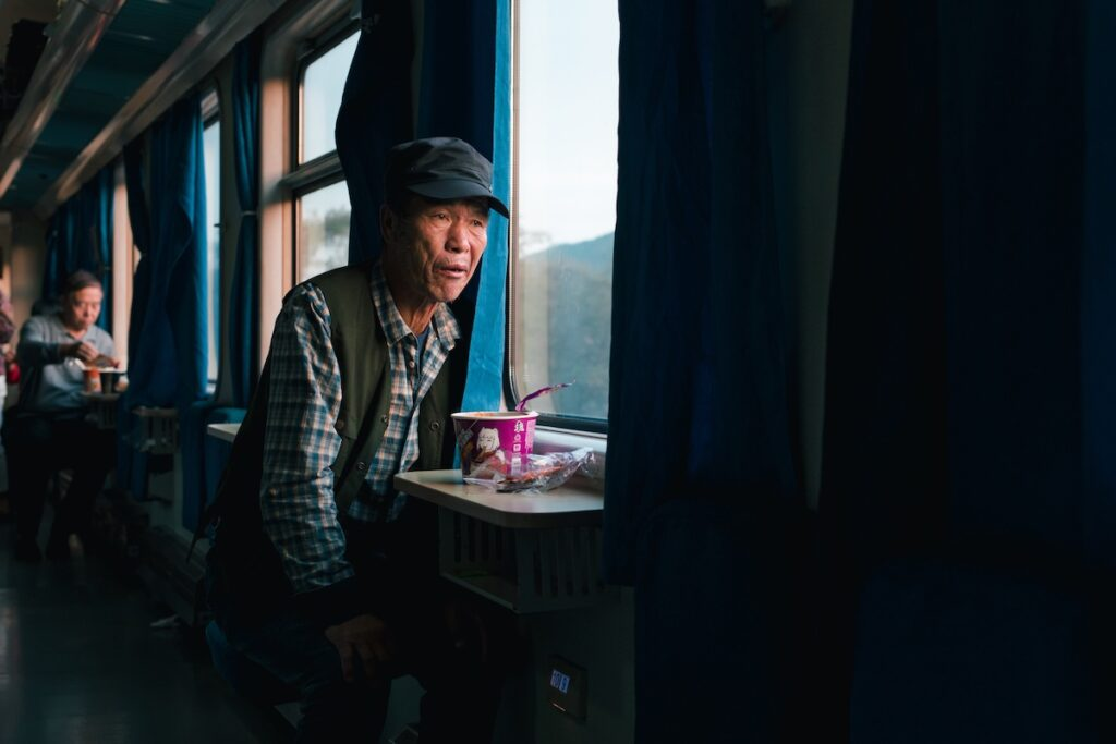 Train Dandong North Korea