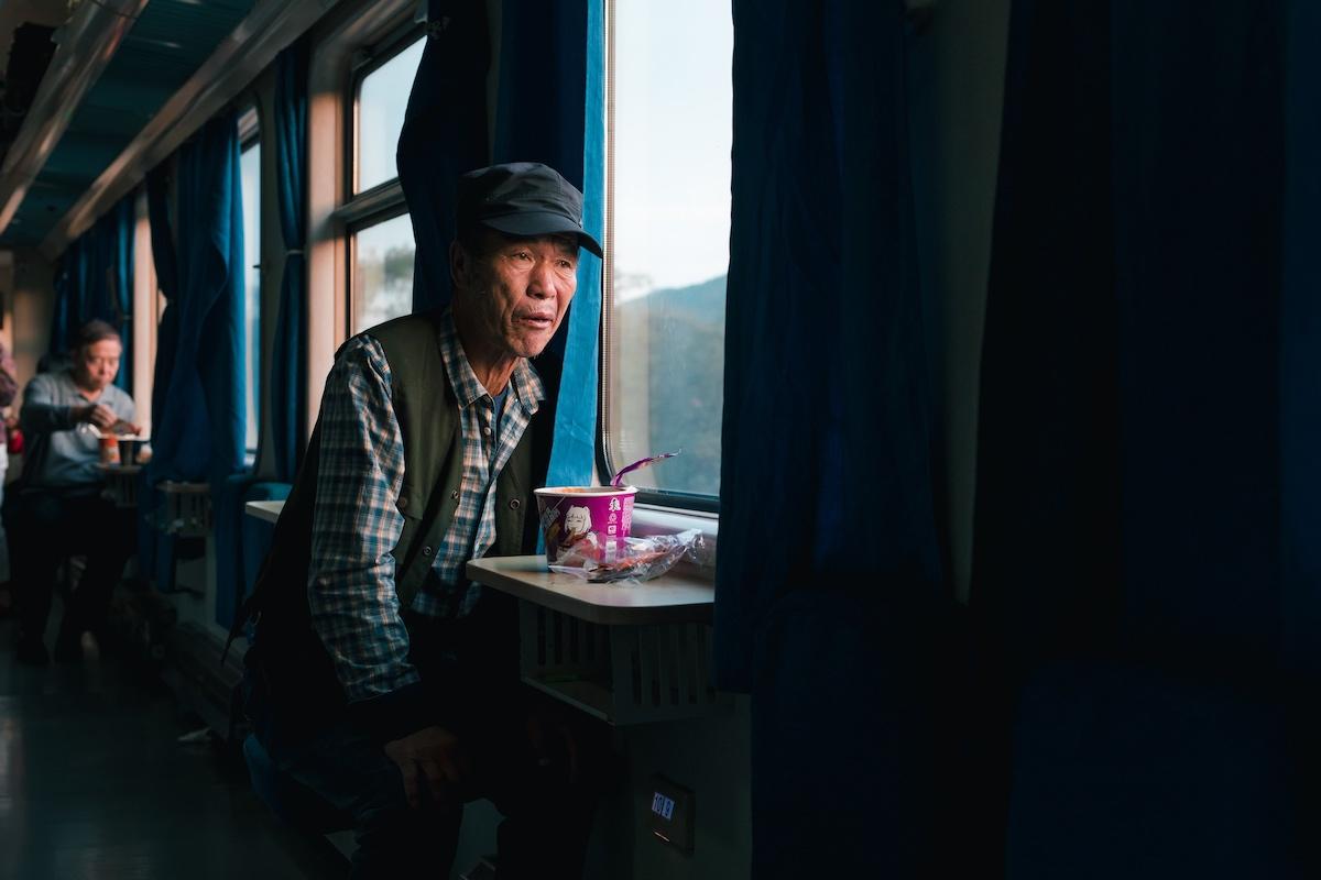 Train Dandong North Korea