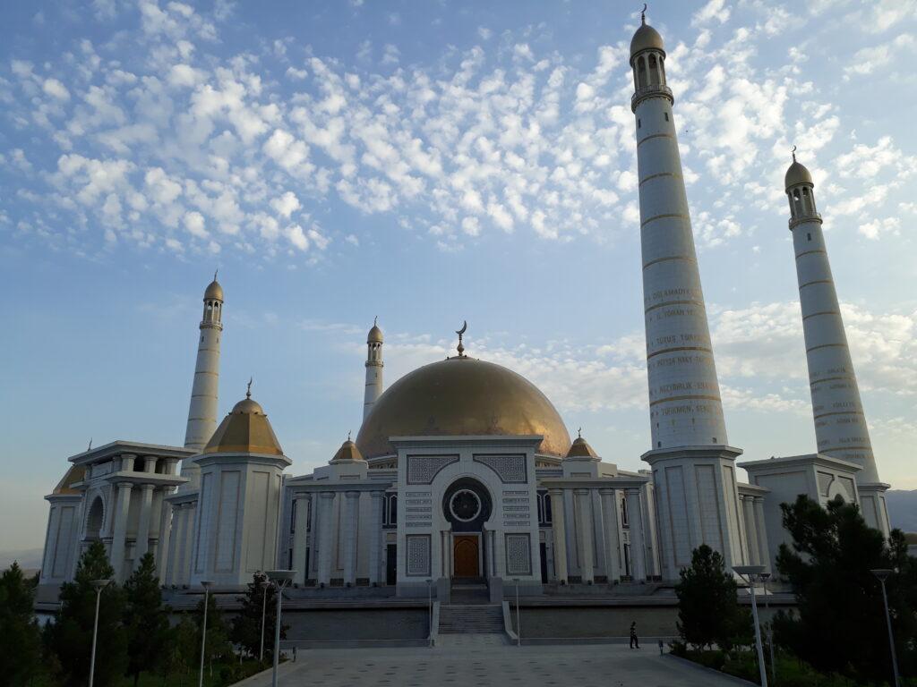 Turkmenbashi Mausoleum