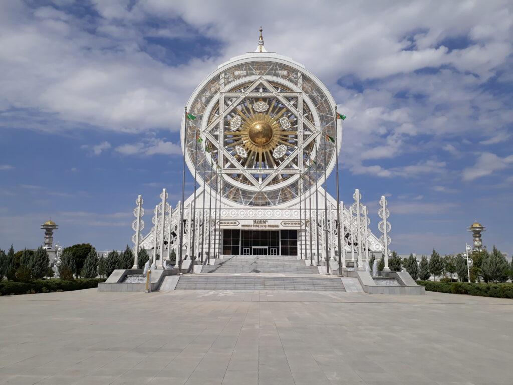 Ashgabat - The World's Whitest City