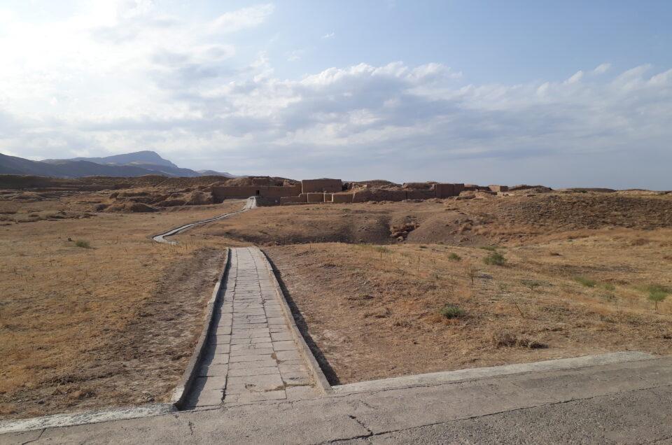 Nisa UNESCO site