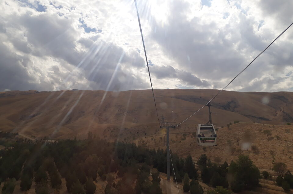 Asjkhabad Cable Car