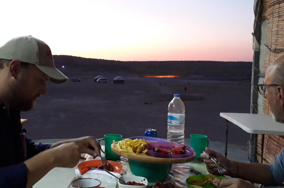 Mad i Turkmenistan -              4 serveringer du skal smage