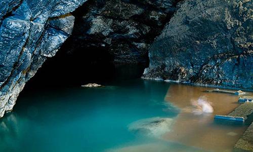 Kow-Ata underjordisk sø
