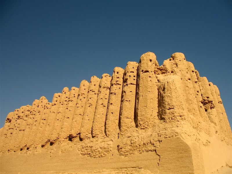 Merv UNESCO site